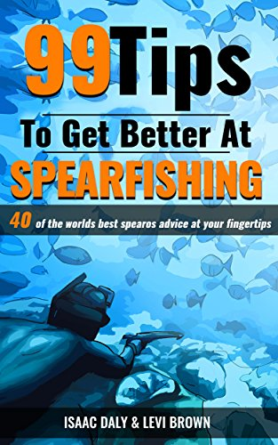 Books - Spearfishing 99 Tips