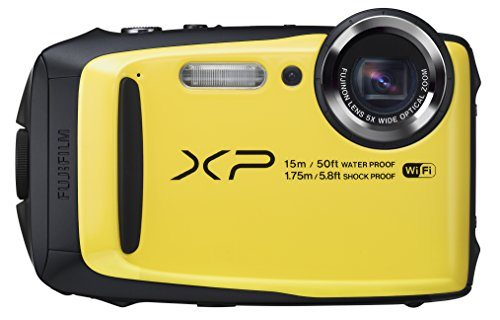 Fujifilm FinePix XP90 Waterproof Digital Camera