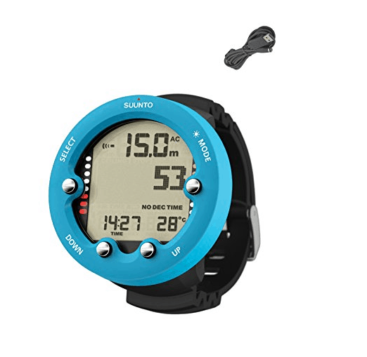Suunto Zoop Novo Dive Computer with Cable