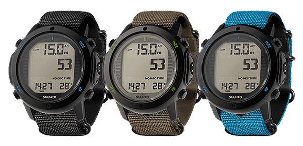 Suunto D6i Novo Zulu Collection