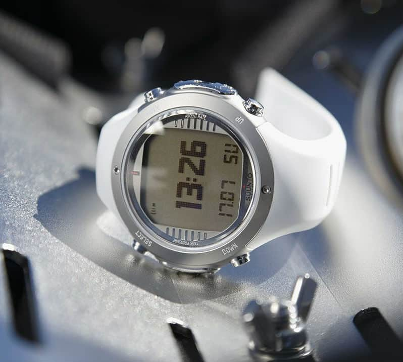 Suunto D6i Novo White Watch Sized Dive Computer