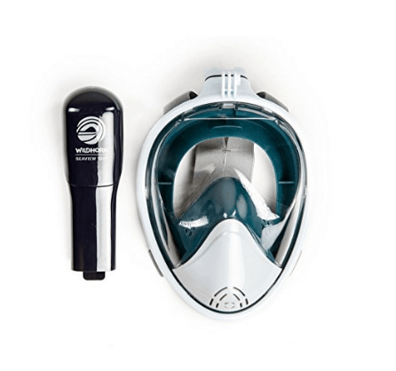 SeaView 180° Full Face Snorkel Mask
