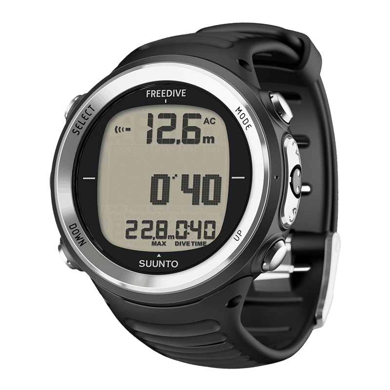 Suunto D4F Dedicated Free Dive Watch Size Dive Computer