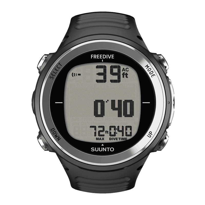 Suunto D4F Dedicated Free Dive Diving Computer