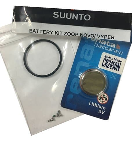 Suunto Zoop Novo Battery Kit