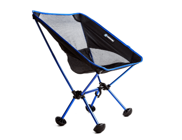 Blue WildHorn Outfitters Terralite Portable Camp / Beach Chair
