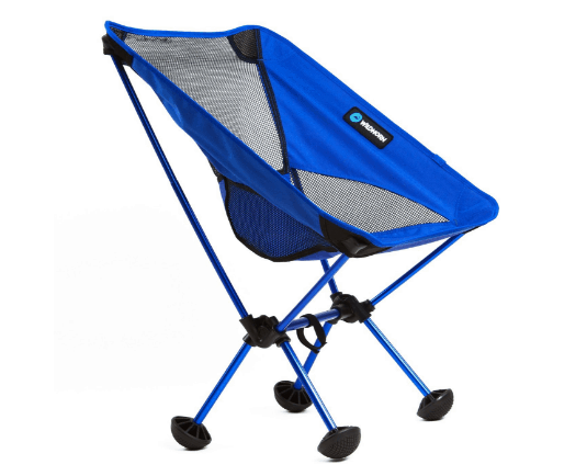 Light Blue WildHorn Outfitters Terralite Portable Camp / Beach Chair