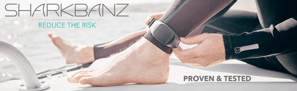 Sharkbanz 2 wearable Shark Repellent Outdoor Accessories