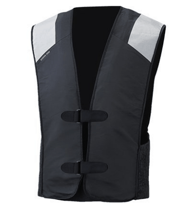 Best MotoAir Airbag One Motorcycle Airbag Vest Black