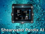Shearwater Perdix AI Dive Computer with Air Integration