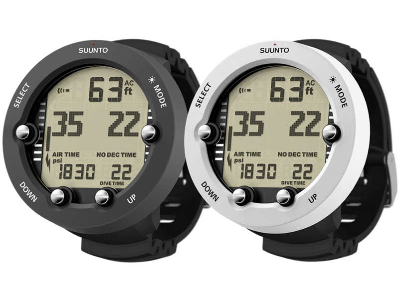 Suunto Vyper Novo Diving Computer Graphite and White