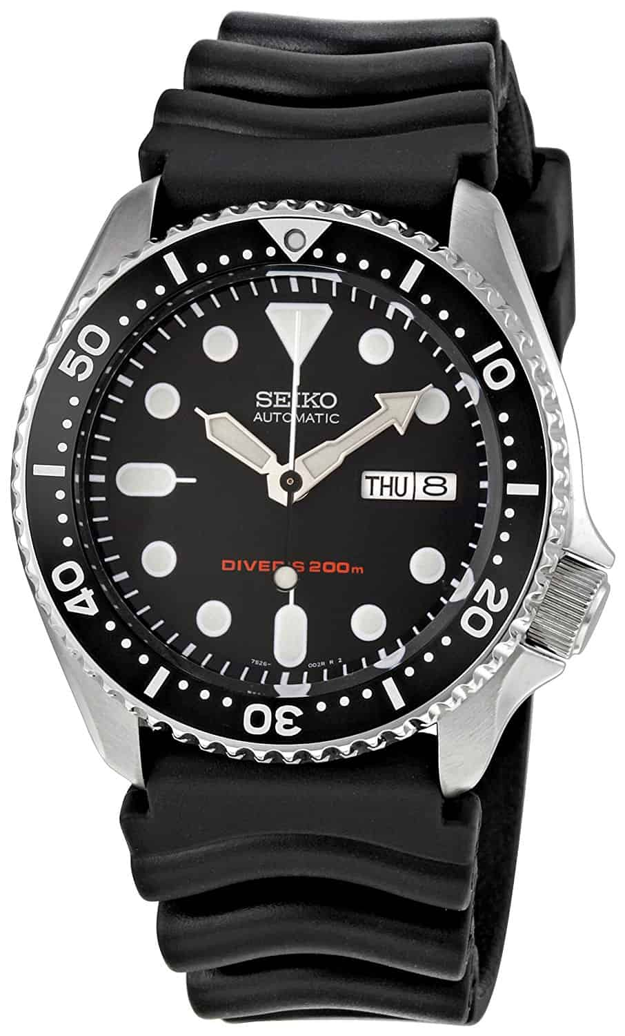 Seiko SKX007k Divers Watch