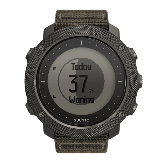Suunto Traverse Alpha Foliate GPS Watch