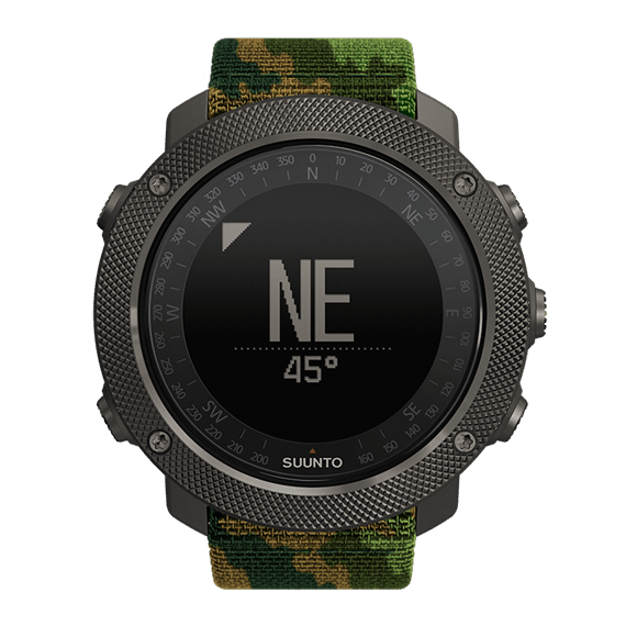 Suunto Traverse Alpha Woodlands
