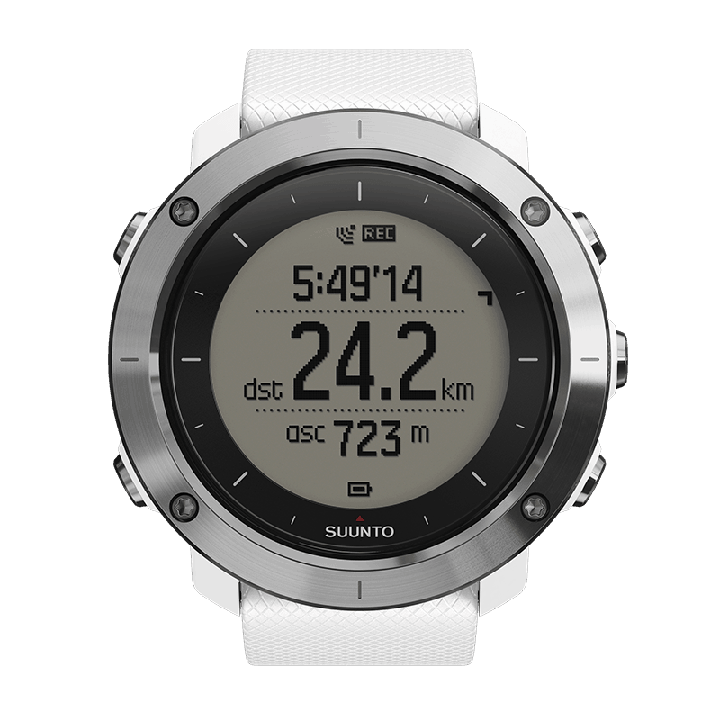 Suunto Traverse White GPS Watch