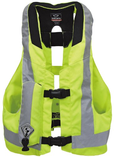 Hit Air MLV-P Airbag Vest Yellow