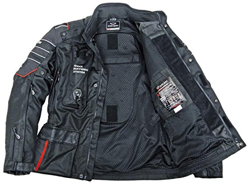 hit air motorcycle airbag vests jackets are they worth it. Black Bedroom Furniture Sets. Home Design Ideas
