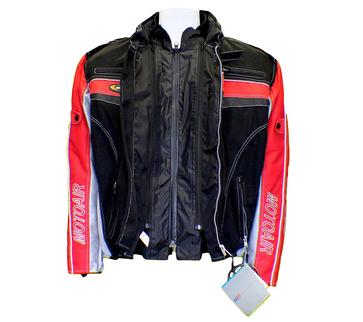 MotoAir M-600 Motorcycle Airbag Jacket