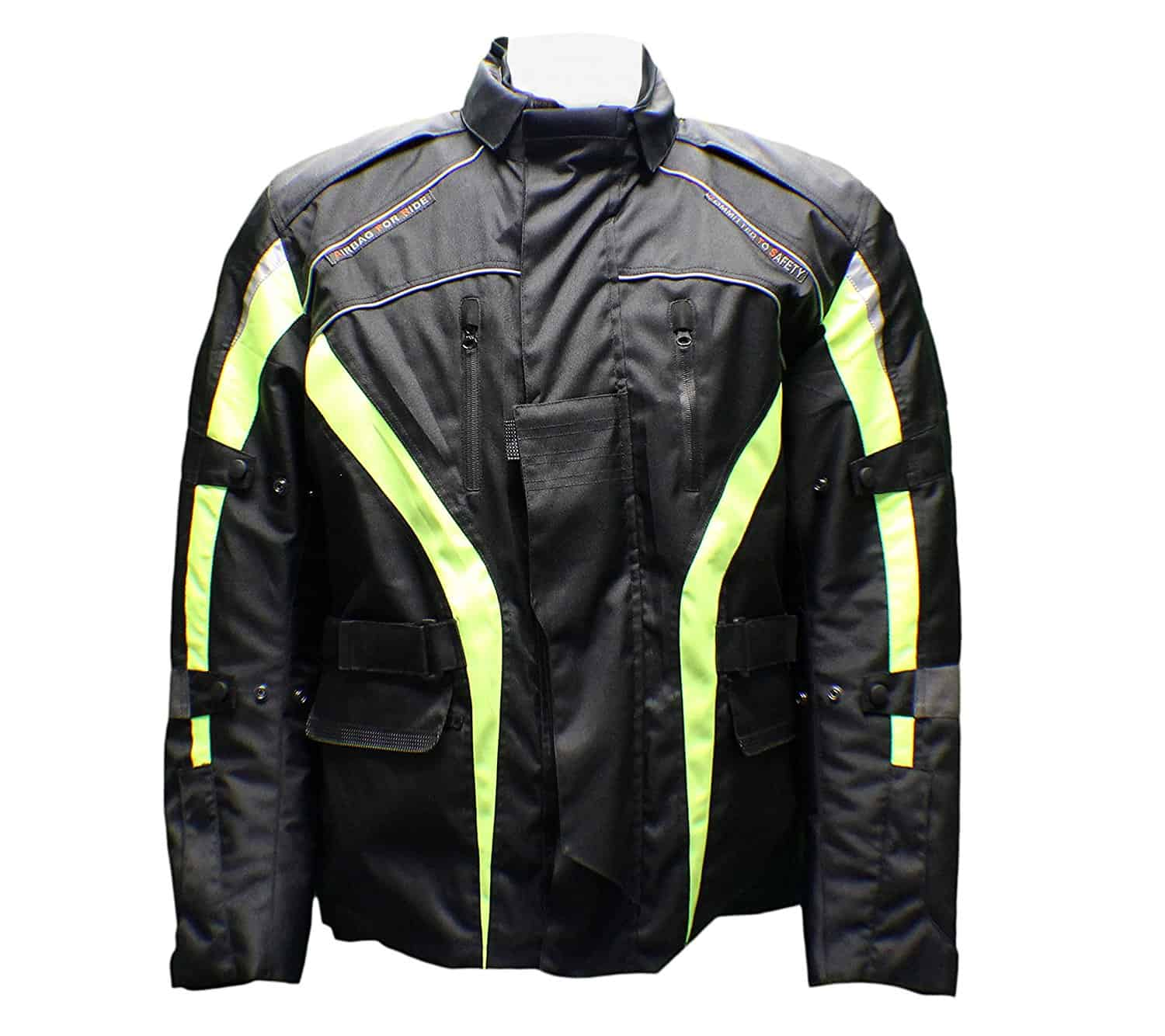 MotoAir R-970 Motorcycle Airbag Jacket