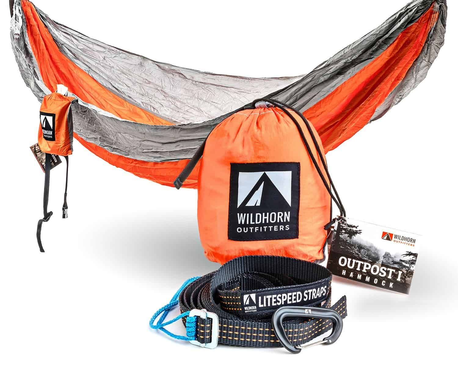 Wildhorn Outfitters Hammock Silver / Orange