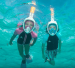 Full Face Snorkel Mask for children