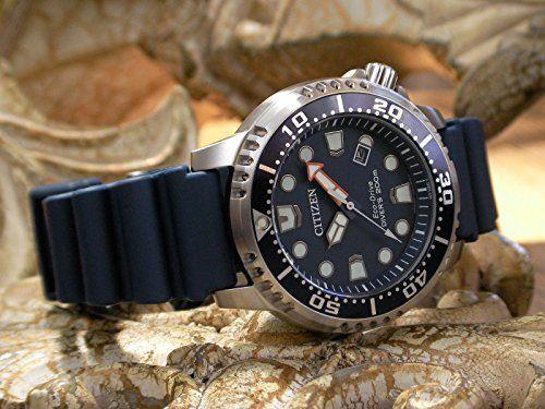 60f21fb2feb4f Citizen Eco-Drive Men s BN0151-09L Promaster Diver s Watch Review