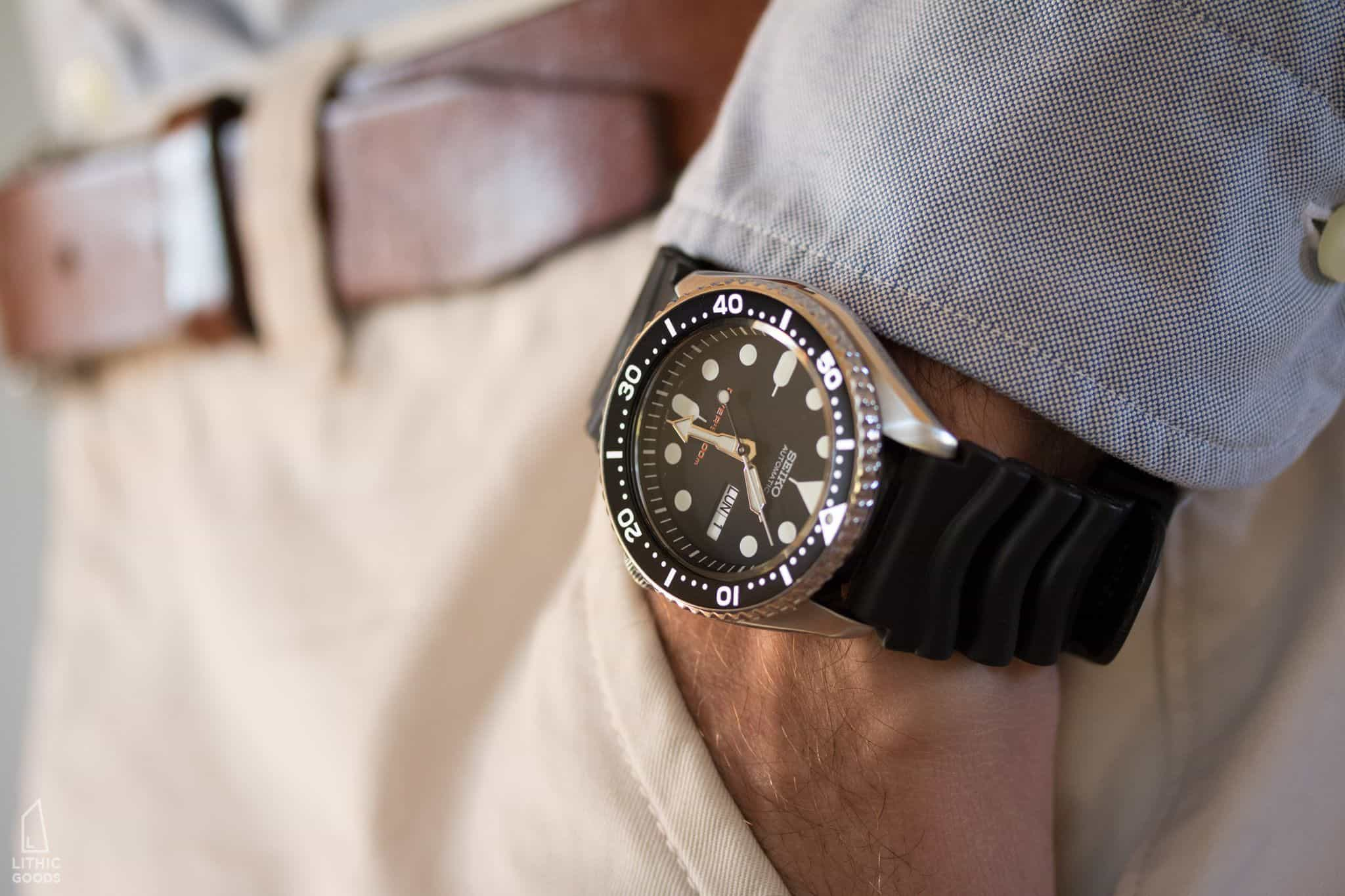 6acd77711 2019 Seiko Automatic SKX007K – The most affordable divers watch!