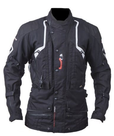 HELITE ADVENTURE JACKET BLACK