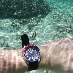 Seiko SKX009 Divers Automatic Mens Watch