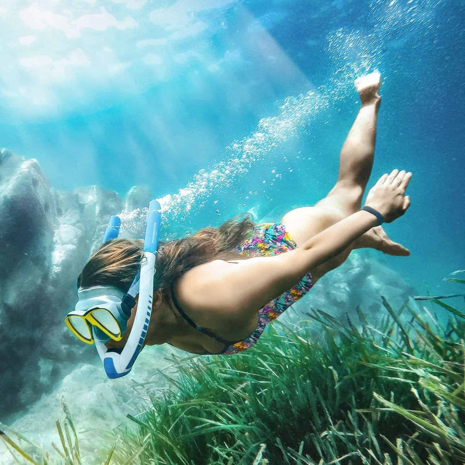 PowerBreather Sports Snorkel