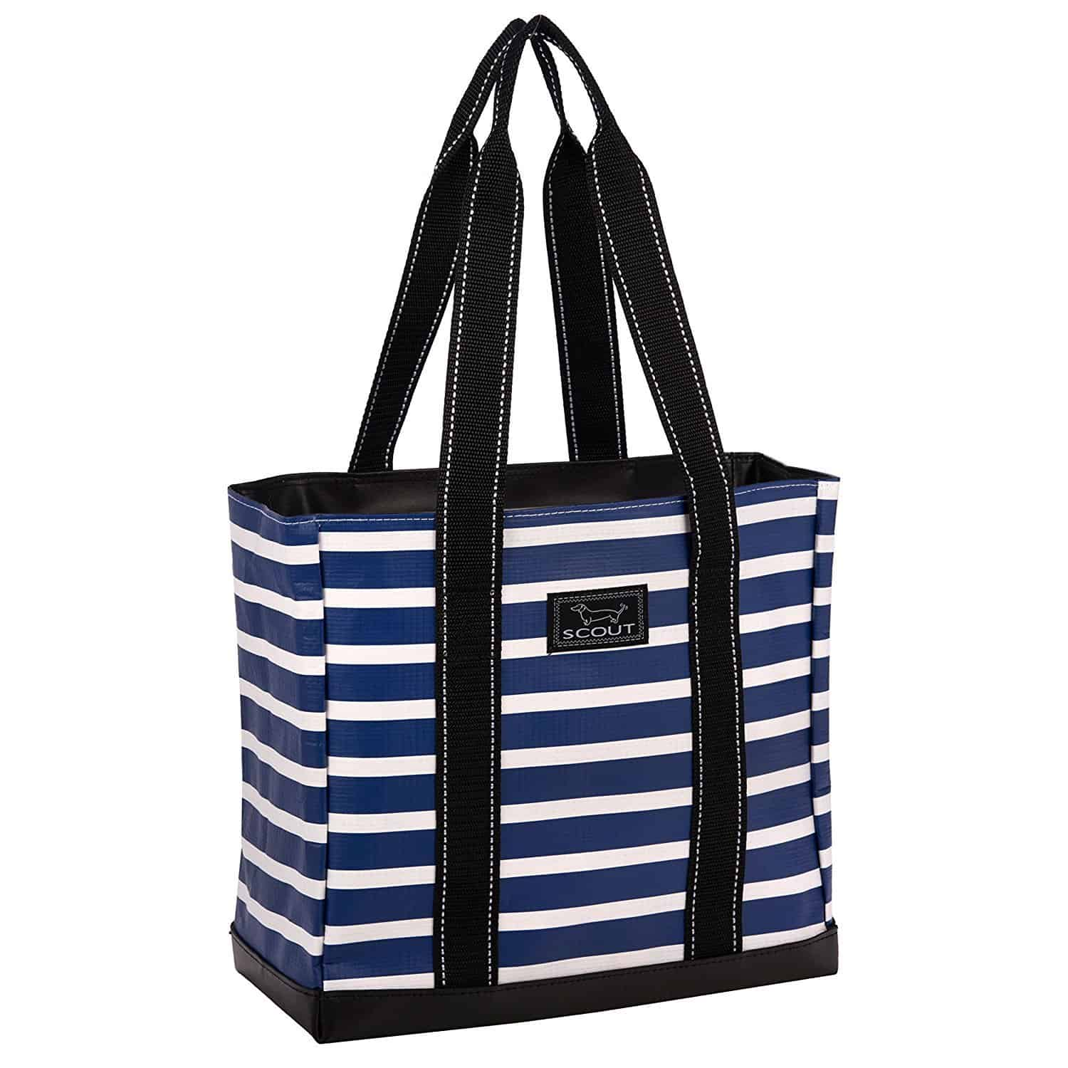 Scout Mini Deano Small Tote Bag Nantucket Navy