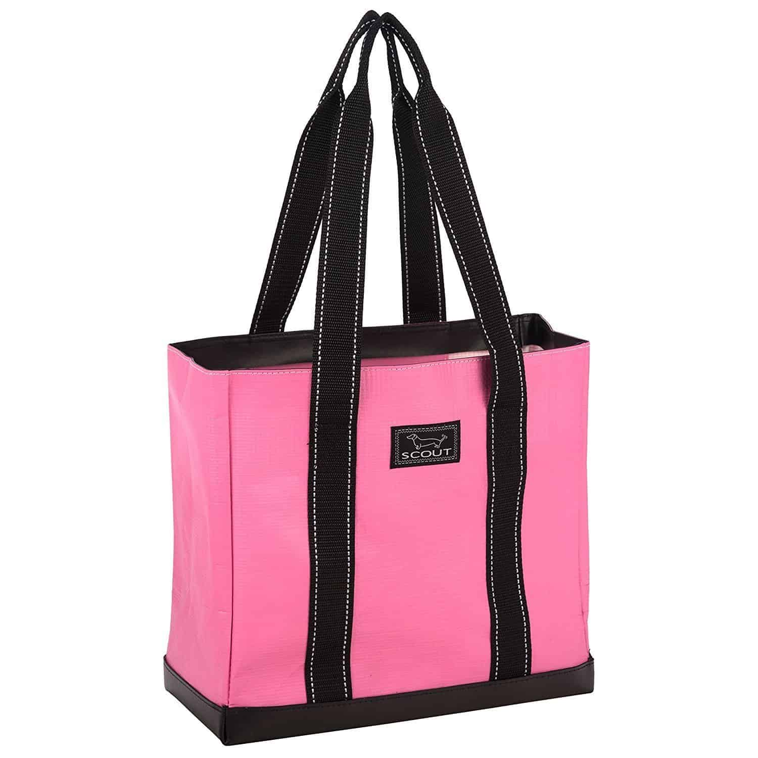 Scout Mini Deano Small Tote Bag Pink Lemondade