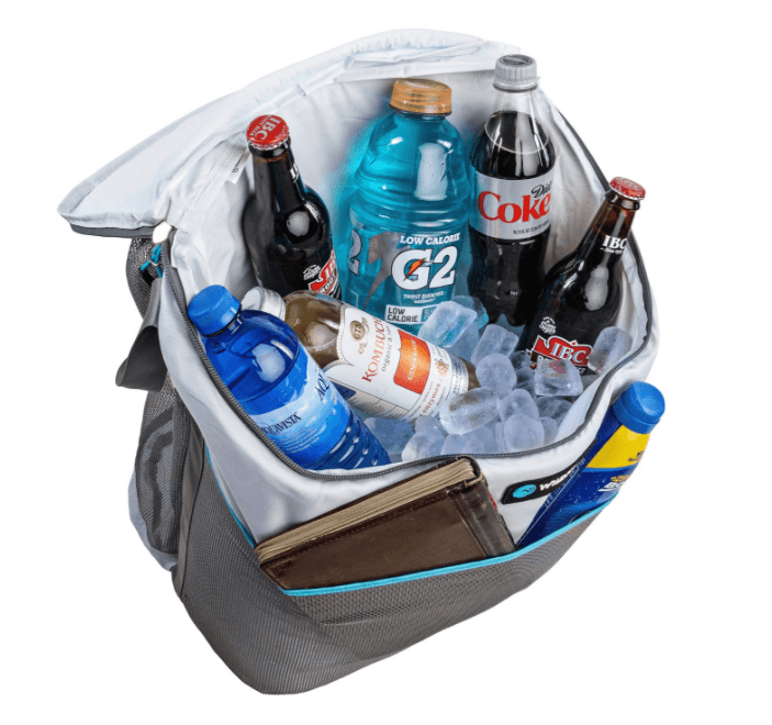 Wildhorn Tortuga Beach Cooler Tote Capacity