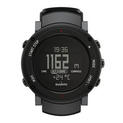 Suunto Core Outdoor Watch Aluminium Deep Black