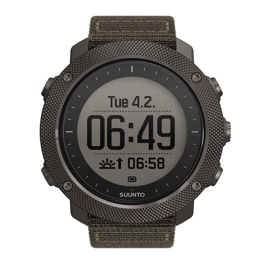 Suunto Traverse Alpha GPS Watch Foliage