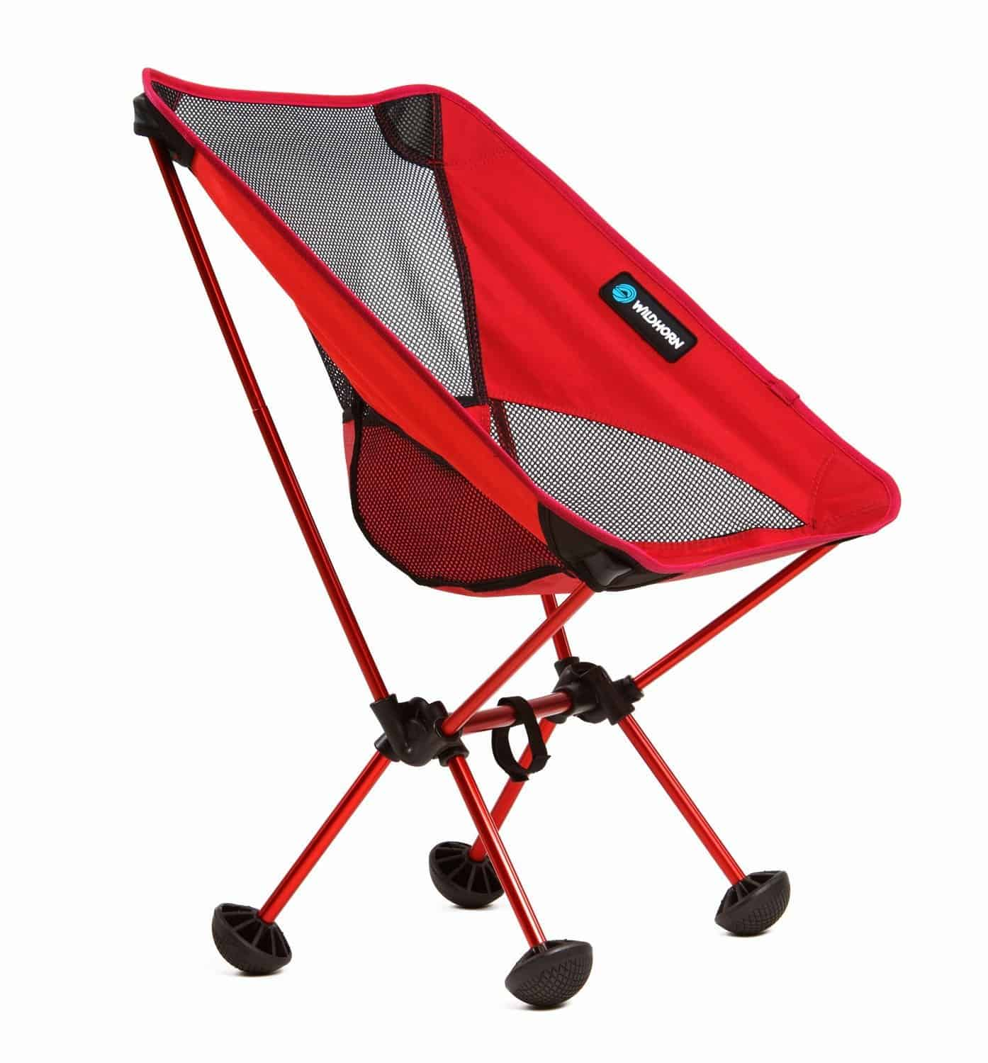 Wildhorn Outfitters Terralite Portable Camping Chair Red