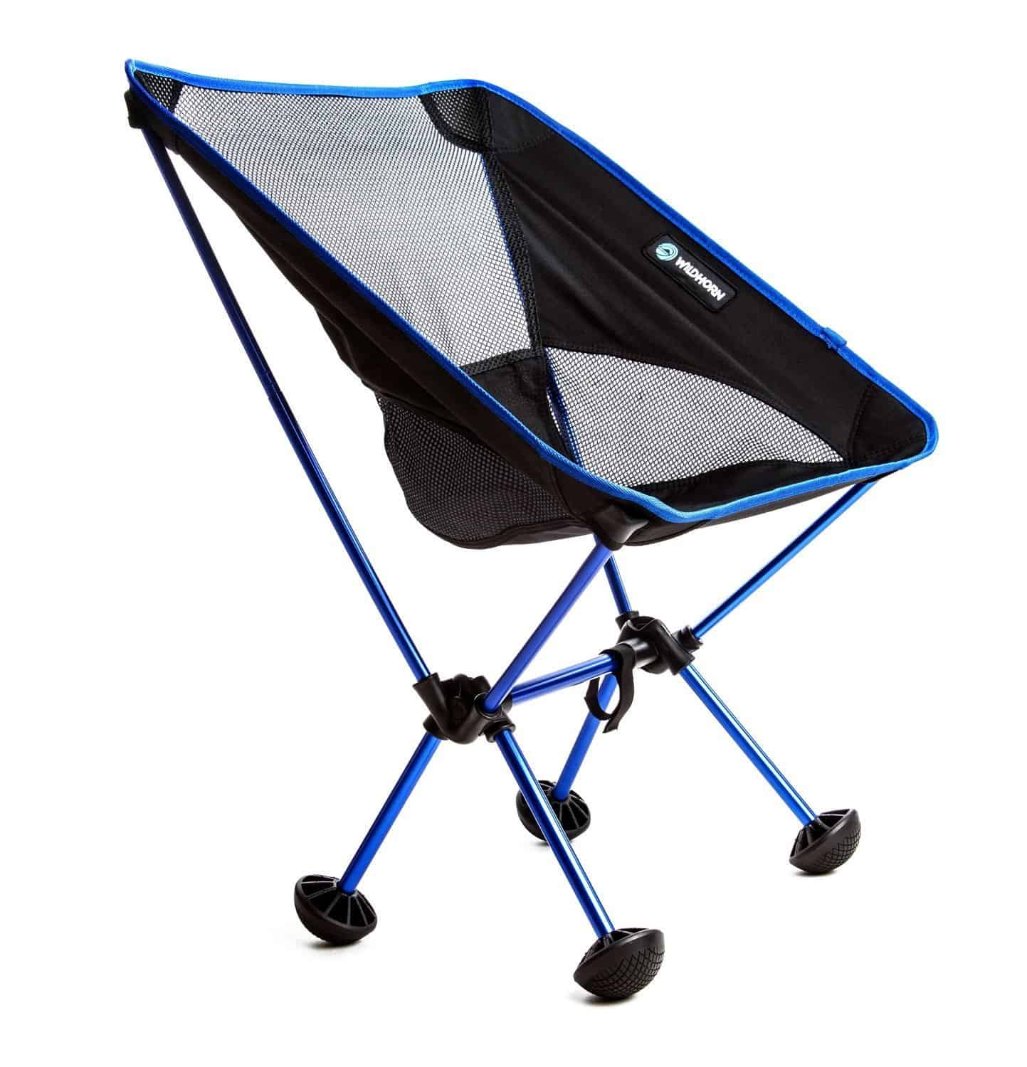 Wildhorn Outfitters Terralite Portable Camping Chair Blue