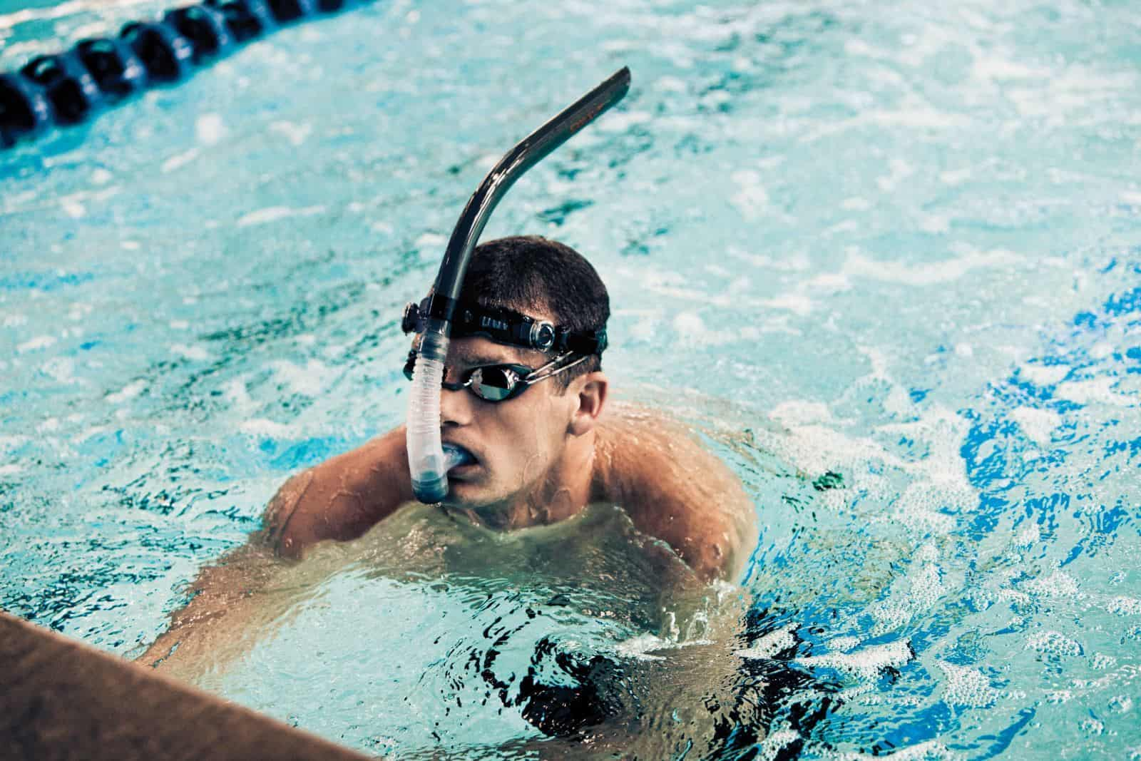 Best Lap Swimming Snorkel