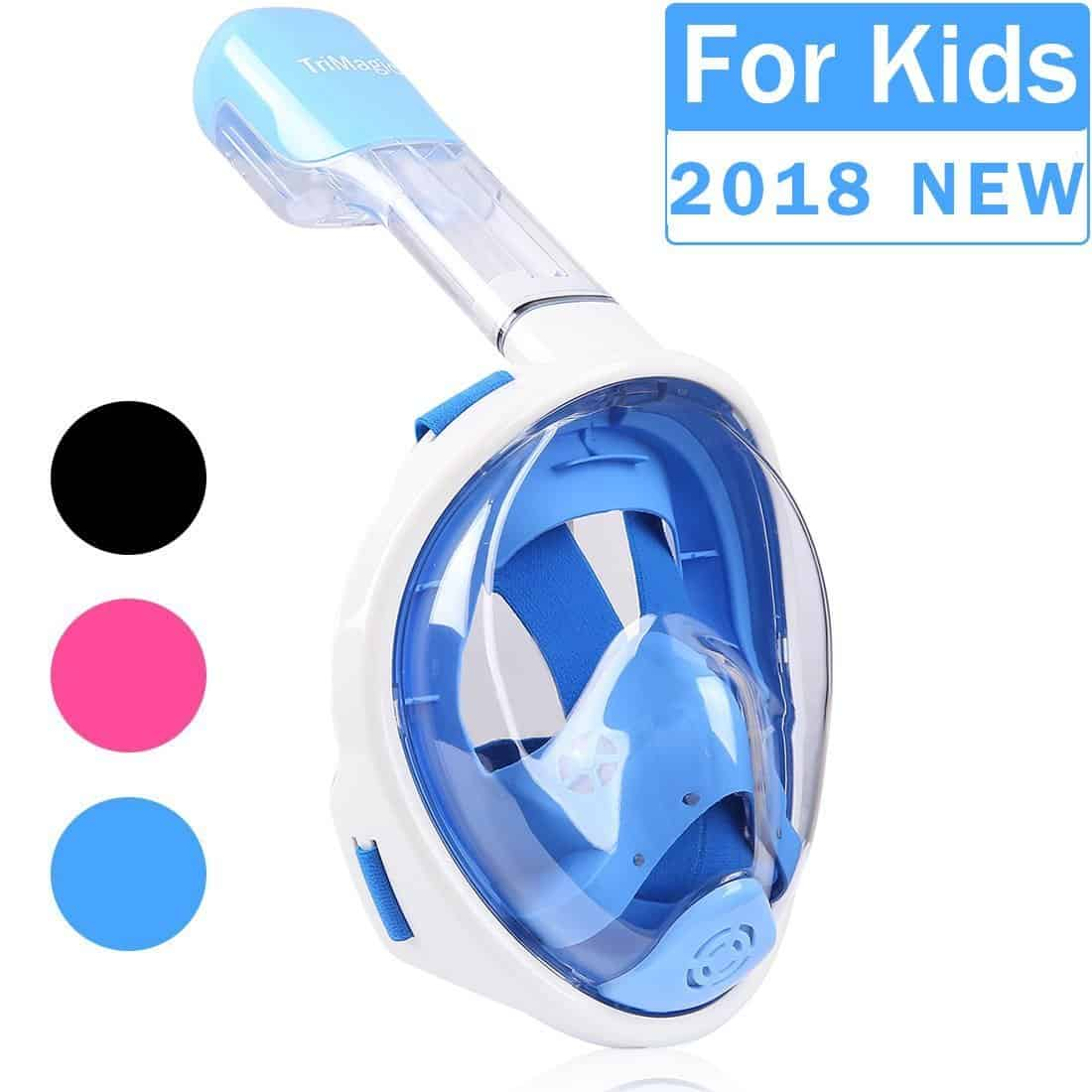 TriMagic Full Face Mask for Children