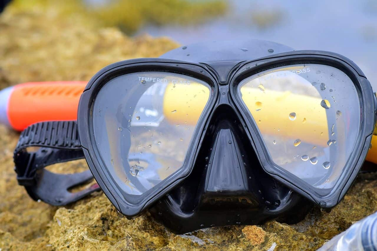 How to stop Snorkel from leaking and fogging