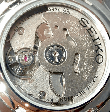 Seiko 7s26 Movement