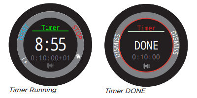 Teric Dive Computer Watch Timer