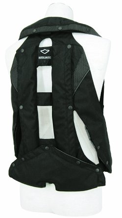 Hit-Air Inflatable Vest MLV-C Uninflated view back