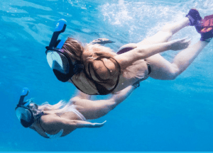 How to pick the right size Full face Snorkel Mask