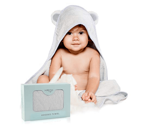 Natema Hooded Baby Towels