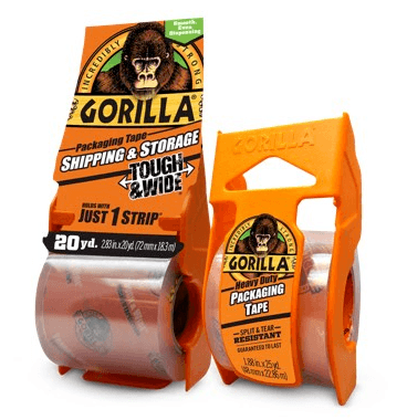 Gorilla Tape Packaging Tape