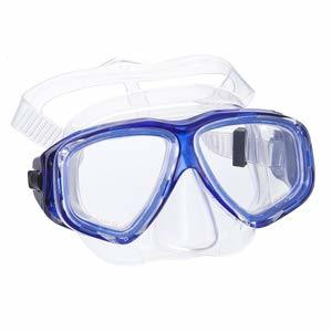 PRODIVE Tempered Glass Snorkel Mask