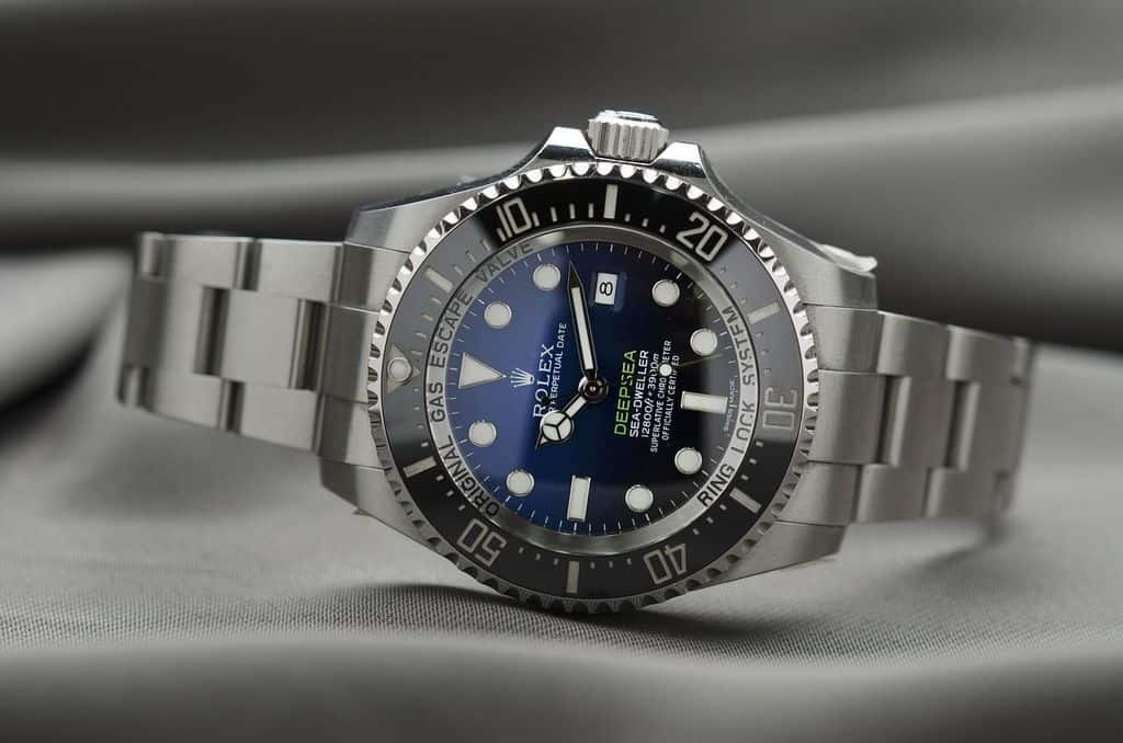 Rolex Sea Dweller - Luxury Divers Watc