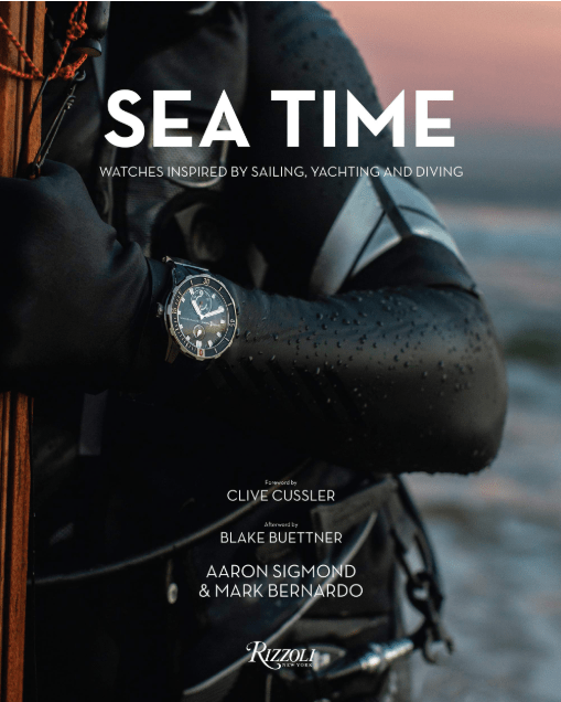 Sea Time - Watches inspired by Yachting Sailing and Diving