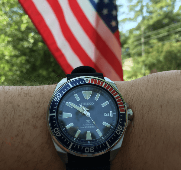 2019 Seiko Automatic SKX007K – The most affordable divers watch!